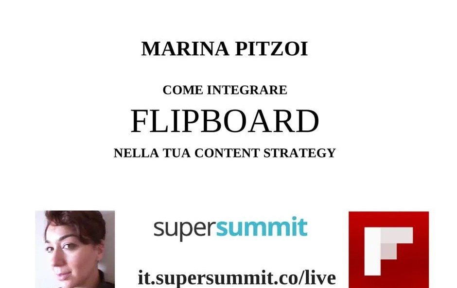 Flipboard : cos'è e come integrarla in una content strategy?