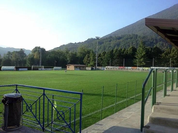 Levico Terme - stadio