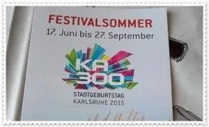 KA300 - Visit Karlsruhe