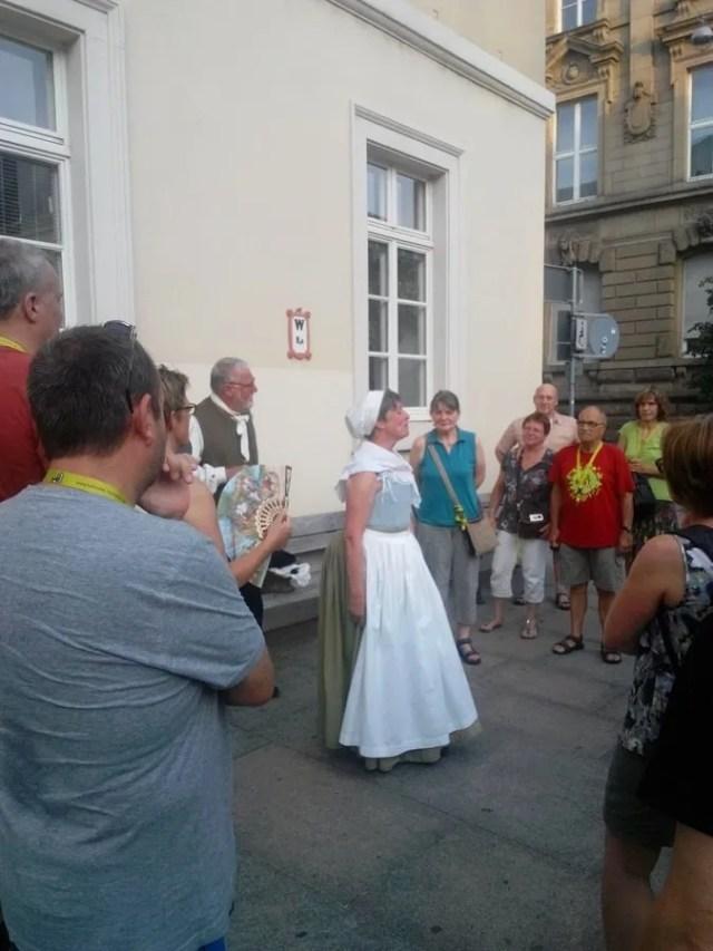 Mimi e la storia di Karlsruhe