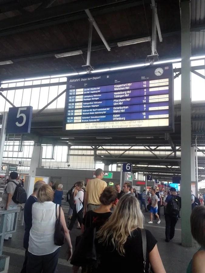 Stuttgart stazione