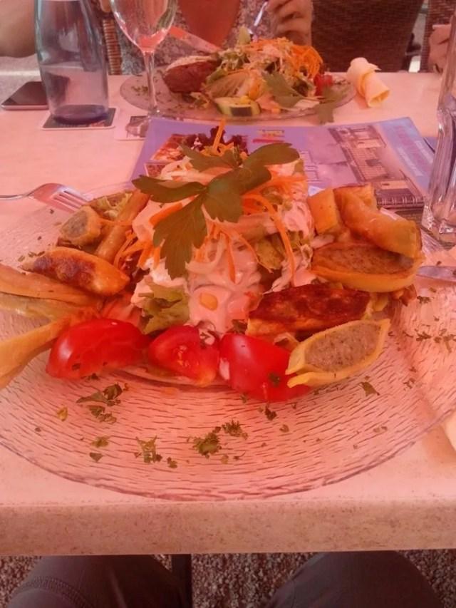 perfetto in Estate : Schwabe salad