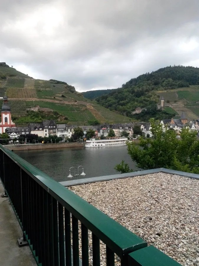 Panorama dal Wintergarten
