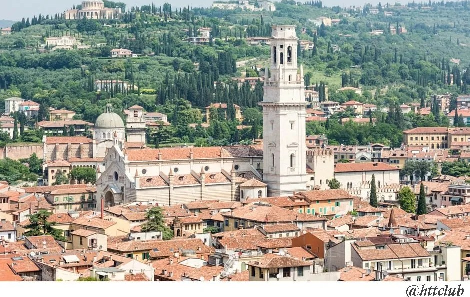 Vacanze a Verona, città romantica