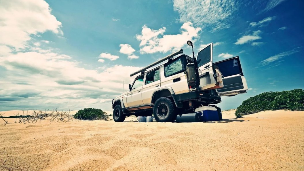Top 5 Tips for the Ultimate Australian Outback Adventure on Four Wheels