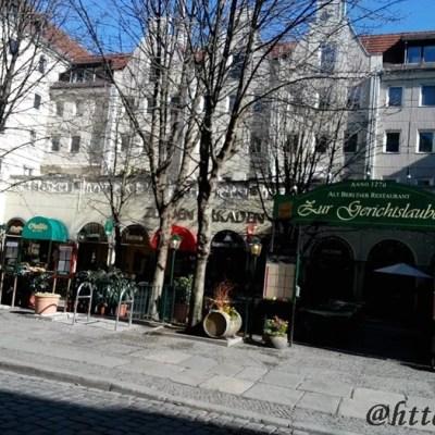Pub - quartiere Nikolaiviertel
