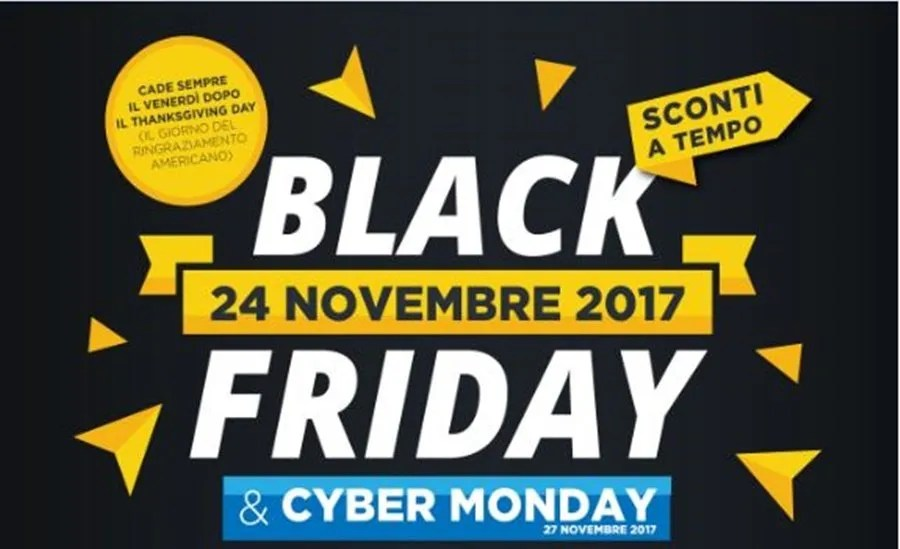 Black Friday – quanto rende in Italia?