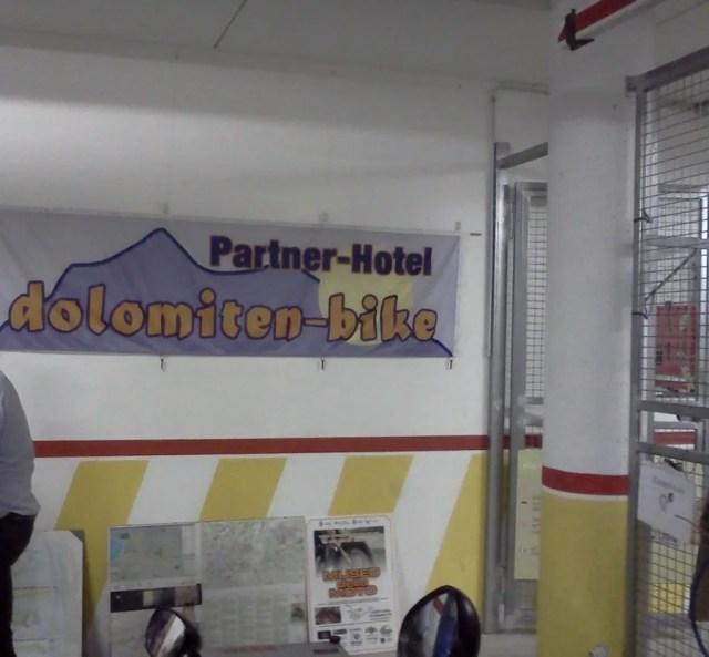 Hotel Cristallo - Bike hotel