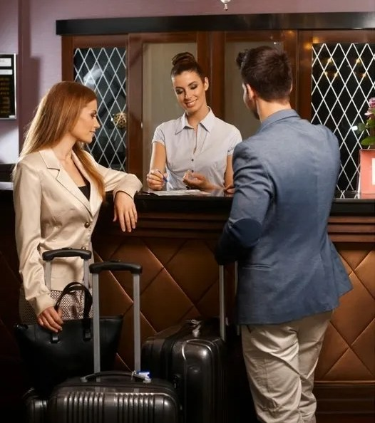 Quanti Receptionist occorrono in Turno?