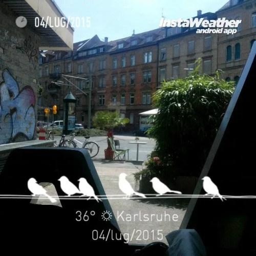 Karlsruhe Wetter