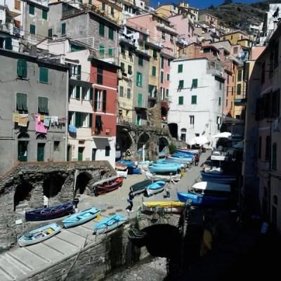Rio Maggiore - porticciolo