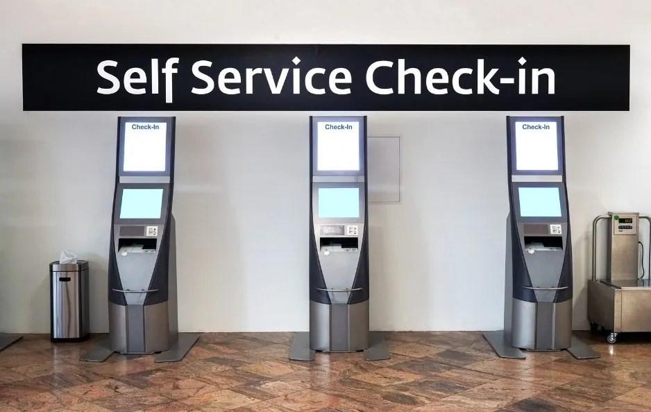 Self Check-in : il futuro dell'accoglienza in Italia?