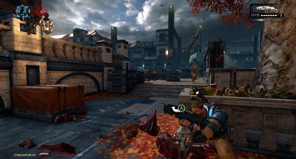 Gears Of War 4 Ultimate Edition Xbox One Espaol Bnkshop