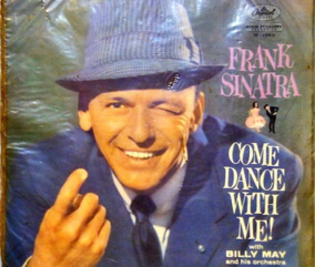 Frank Sinatra Lp Come Dance With Me Billy May 12826