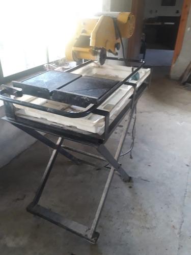 wet tile saw model 60010 2 hp