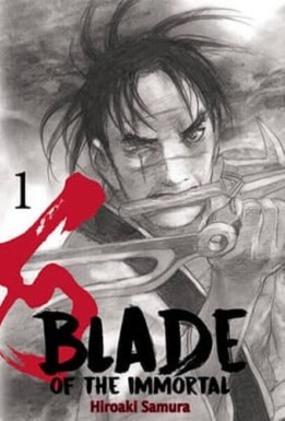 Panini Manga Blade Of The Immortal N.1 | Mercado Libre
