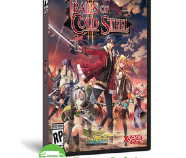 The Legend Of Heroes Pc Trails Of Cold Steel   Dlc Dvd