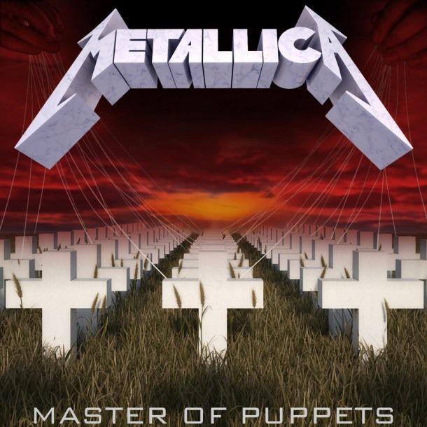 Resultado de imagen de metallica master of puppets