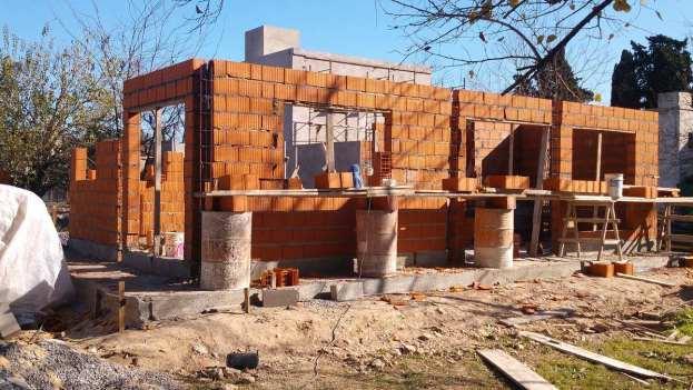 Resultado de imagen para countries casas en construccion