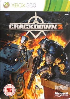 Resultado de imagem para Crackdown 2