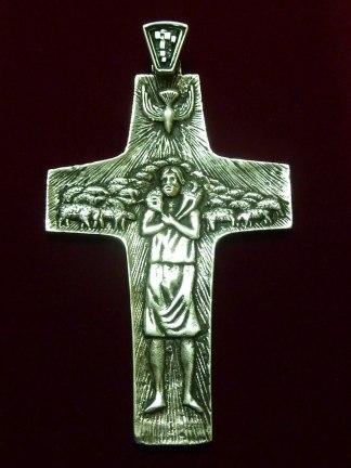 Resultado de imagen de cruz del papa