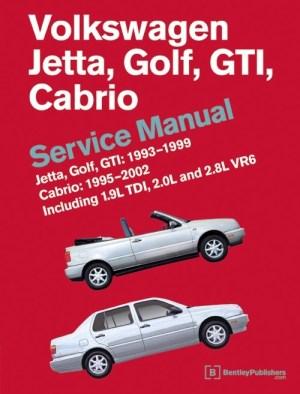 Diagrama Electrico Manual De Taller Jetta Golf A3 93 A