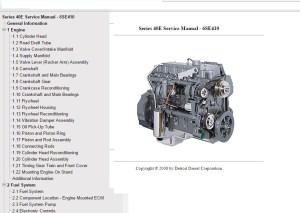 Diagramas Detroit Diesel Reparacion Motor Series 50,55 ,60