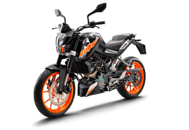 Some models of KTM in the Philippines 2019 - Overview