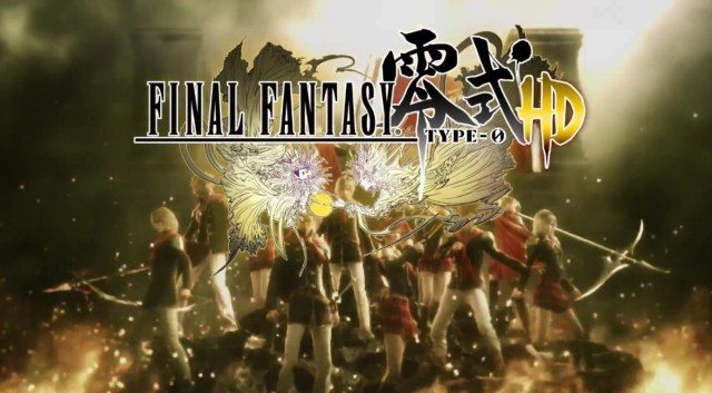 Resultado de imagem para final fantasy type 0 HD