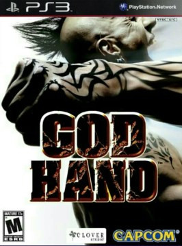 God Hand En Espa    ol   Mza Games Ps3     99 00 en Mercado Libre god hand en espa    ol   mza games ps3