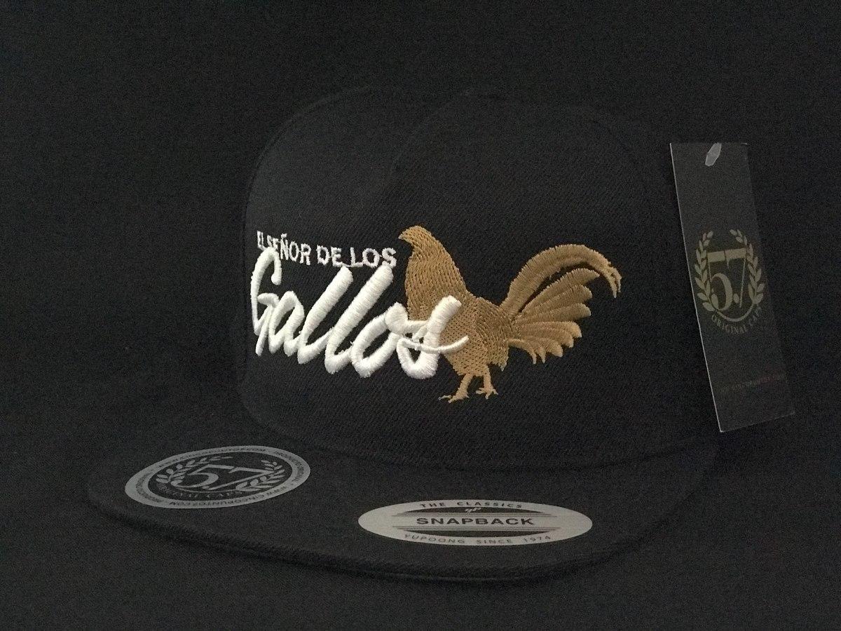 Tu Clothing Gorra Sr De Los Gallos 5.7 Clothing Original - $ 650.00 en ...