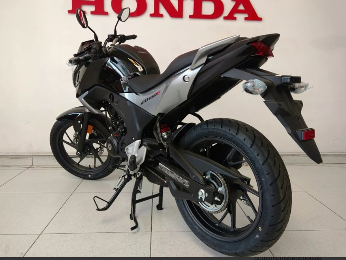 Honda Cb160 Std