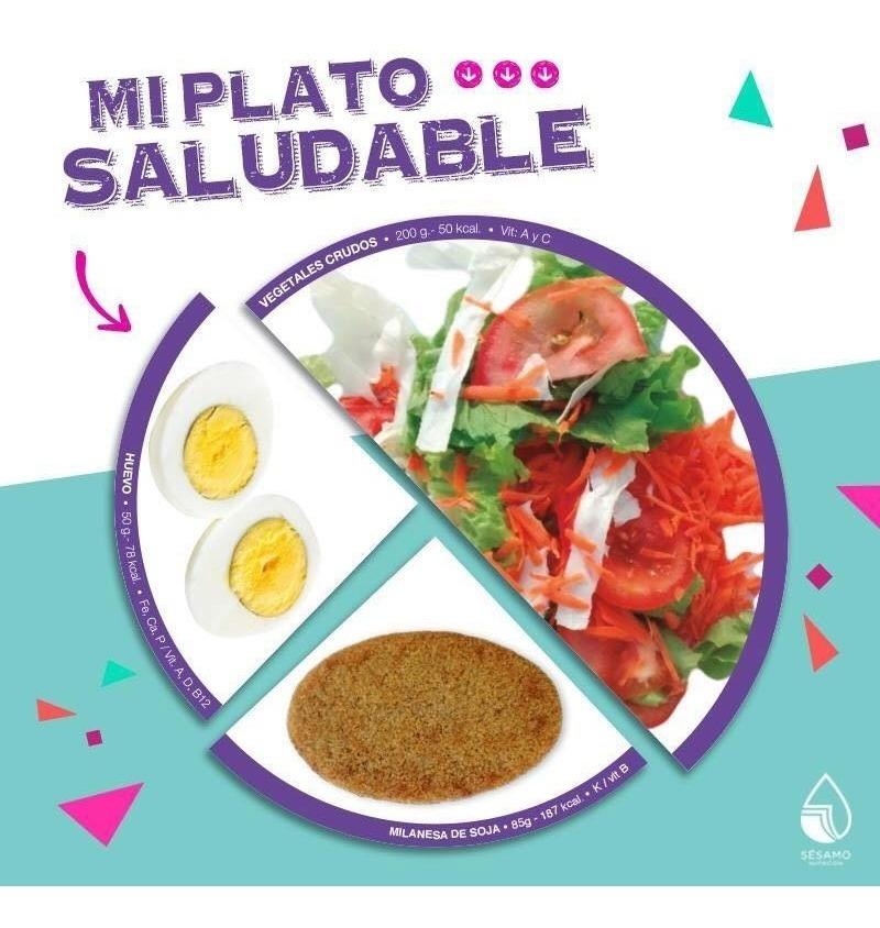 Kit Nutricion Plato Saludable 55 000 En Mercado Libre