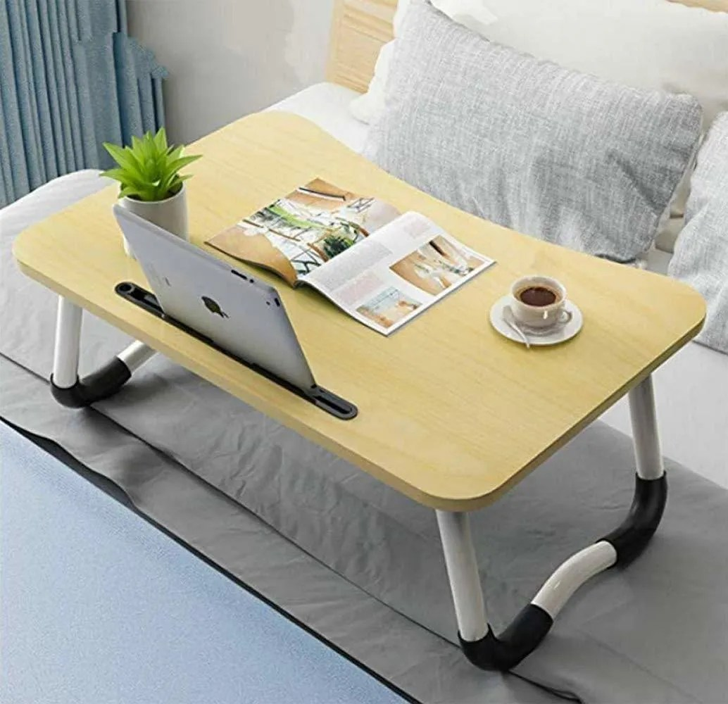 Laptop Bed Tray Table Foldable Lap Desk Stand With Ipad Mu 488 980 En Mercado Libre