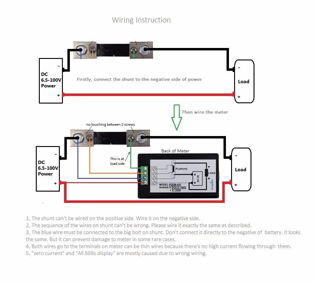 Medidor De Voltaje Multimetro Baterias Panel Solar 6 5