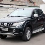 Mitsubishi L200 Dakar At Diesel 4x4 2018 19 500 000 En Mercado Libre