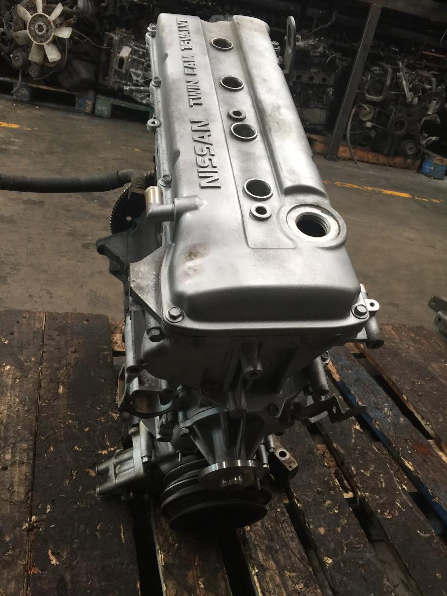 Motor Nissan Estaquita Np300 Urvan 2 4 Lts 16 Valvulas 04