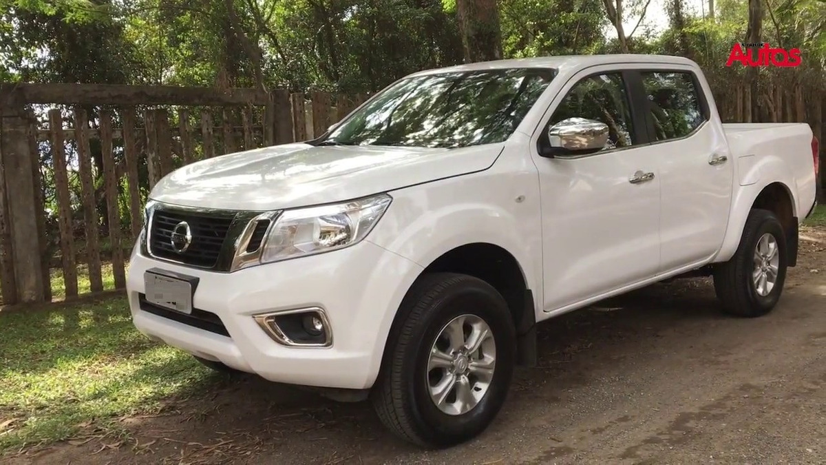 Nissan Frontier Xe 4 X 4 Motor 2 3 Cab Doble 2020 0 Km