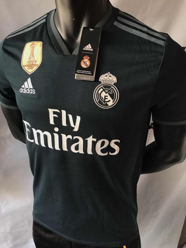 Nuevo Jersey Del Real Madrid 2019 Visitante - $ 549.00 en ...