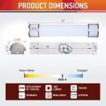 Ostwin 24 Inch Dimmable Led Linear Bath Vanity Light Bar Mo 537 900 En Mercado Libre