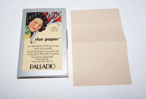 Resultado de imagen para papel absorbente para la cara