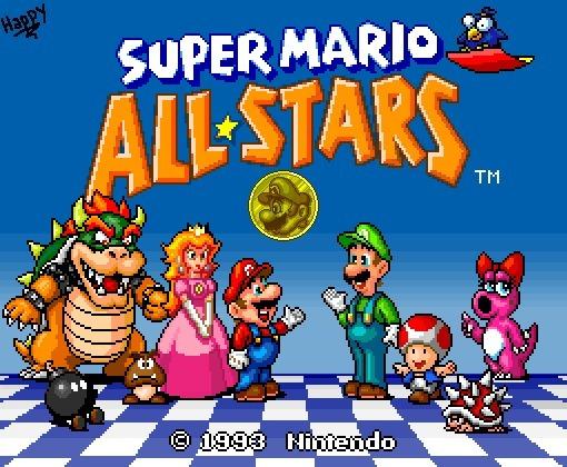 Patch Ps2 Jogo Playstation 2 All Star Super Mario