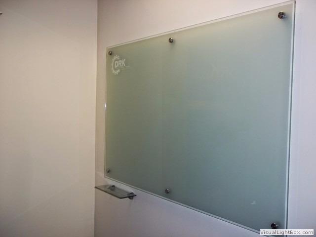 Pizarras De Cristal Para Oficinas 80 000 En Mercado Libre