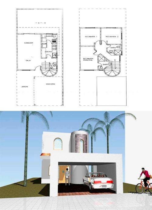 Planos Para Construir Casas