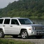 Lj Accesorios Portaequipaje Aluminio Cerradura Para Jeep Patriot 5 930 45
