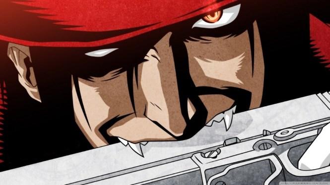 Resultado de imagem para hellsing anime