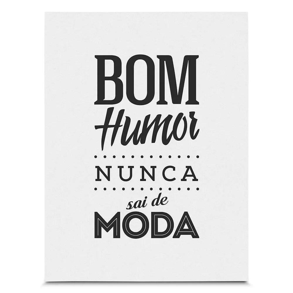 Quadro Bom Humor No Elo7 Frases Soltas 10e7855