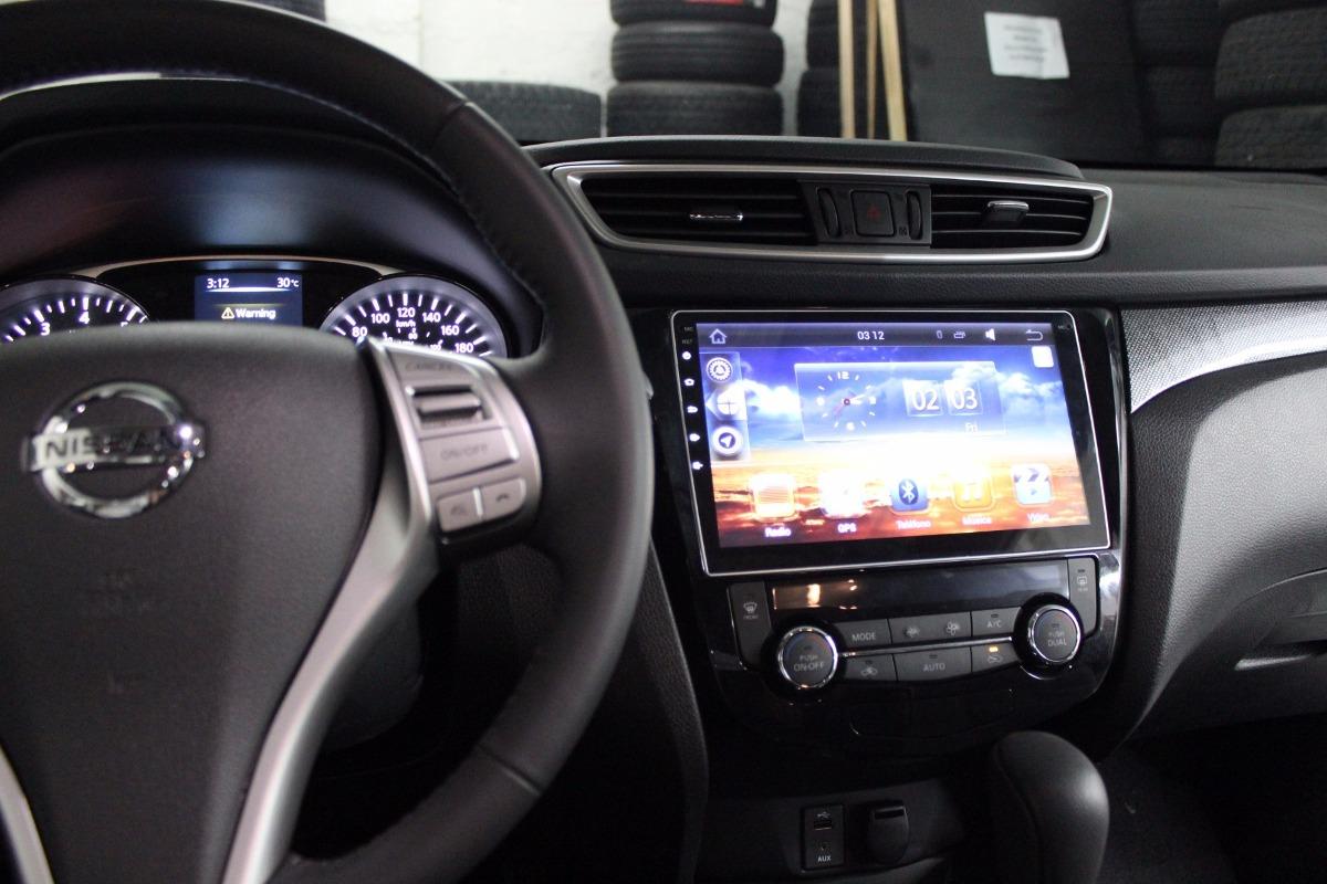 Radio Android Nissan Qashqai X Trail Radio