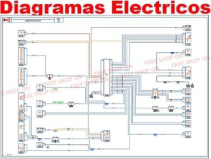 Renault Visu Diagramas Esquemas Electricos Clio Twingo