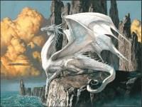 Resultado de imagen de dragon blanco
